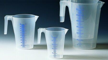 мерная таблица жидкости