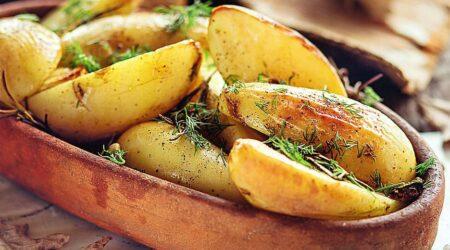 Картофель вред для человека