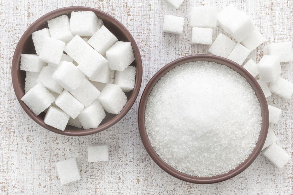 Вес стакана сахара