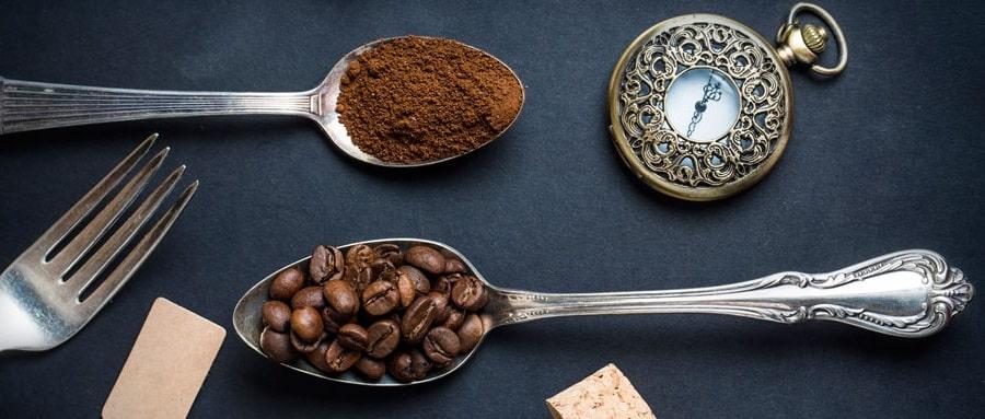 Сколько грамм кофе в чайной ложке