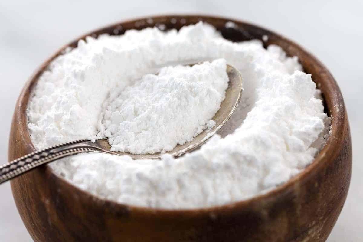 Сколько грамм сахарной пудры в ложке
