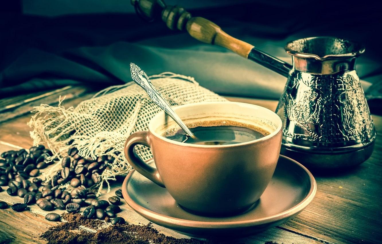 Сколько ложек кофе класть в турку
