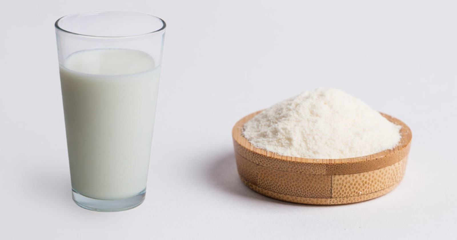 Молоко и сухое молоко