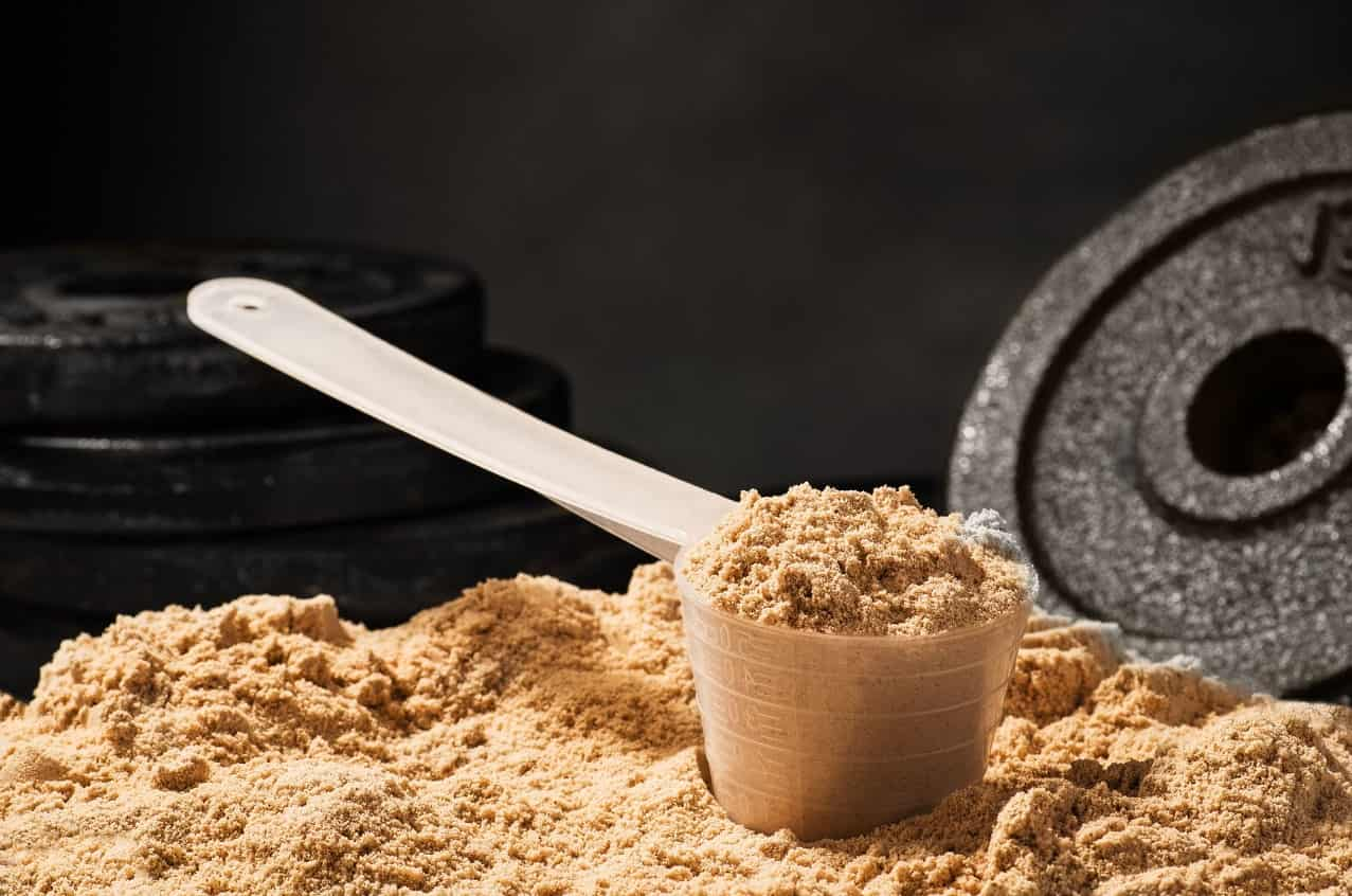 Сколько грамм протеина в ложке столовой - чайной