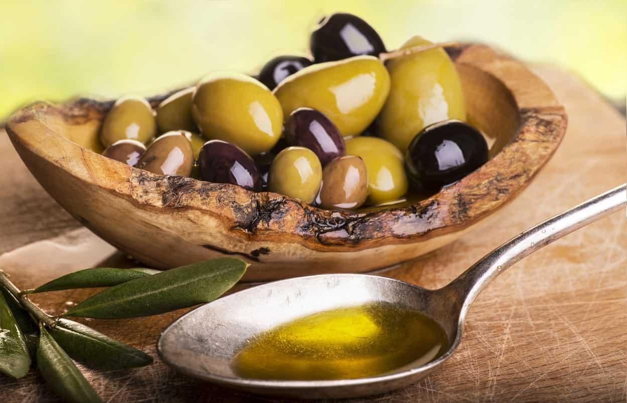 Сколько оливкового масла в ложке