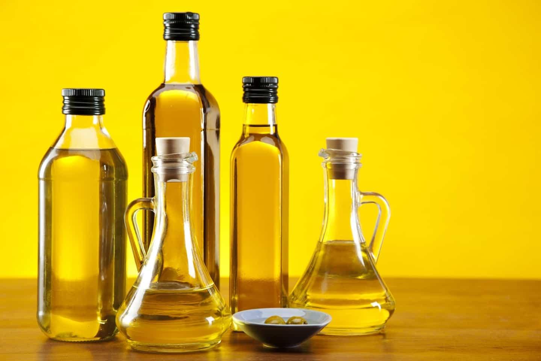 Сколько растительного масла в стакане грамм и мл