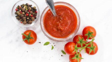 Сколько грамм кетчупа в ложке столовой чайной
