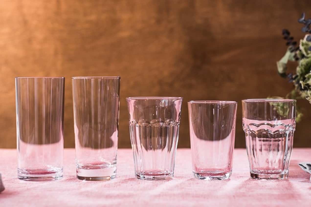 Красивые стаканы