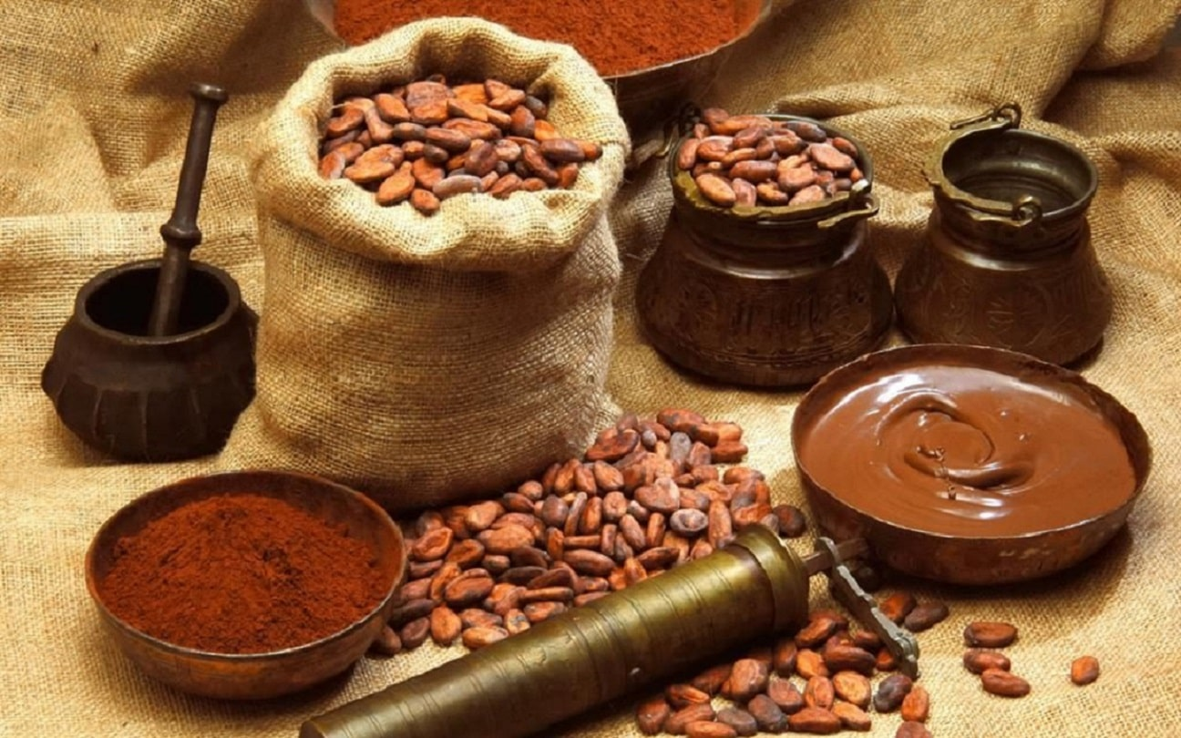 Сколько грамм какао в стакане
