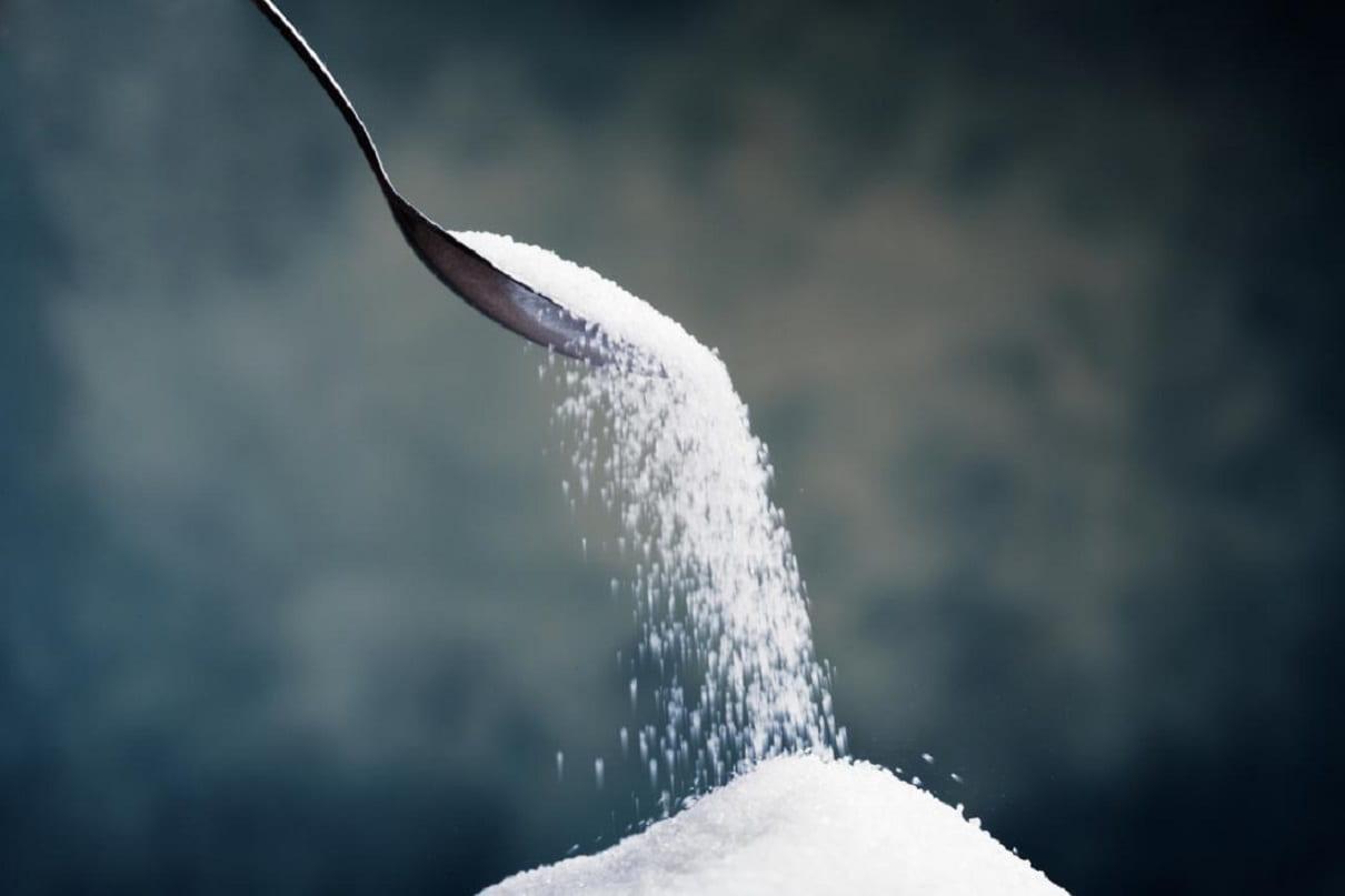 Стакан сахарного песка