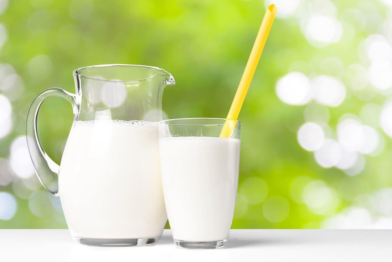 Количество калорий в молоке