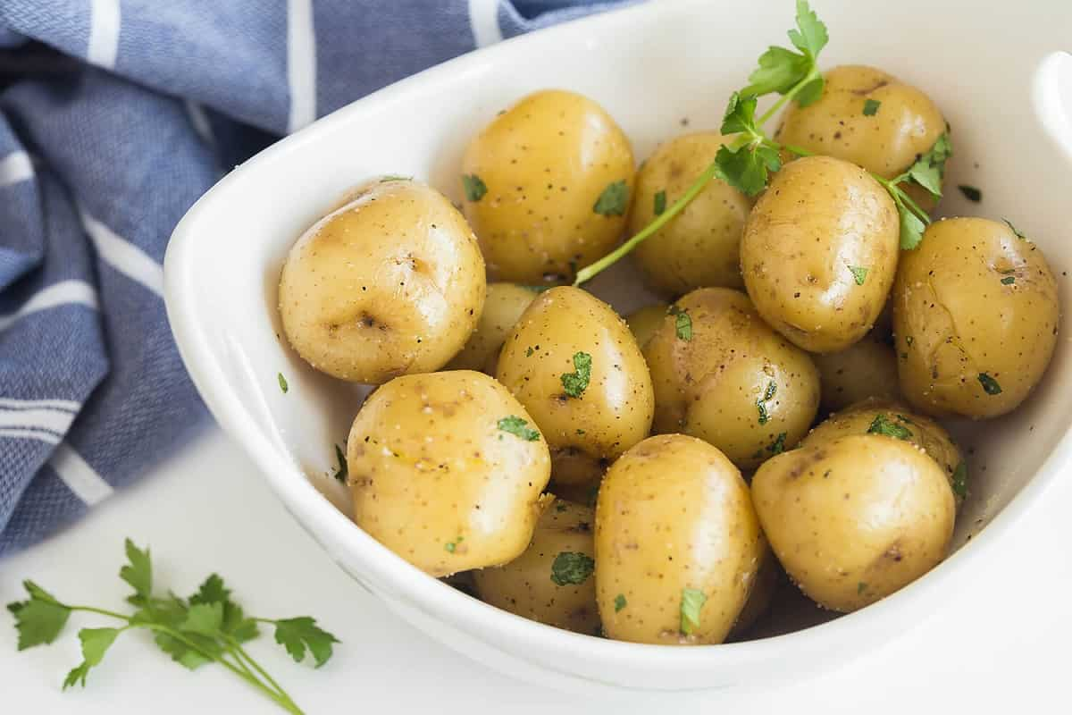 Калории в 1 картошке