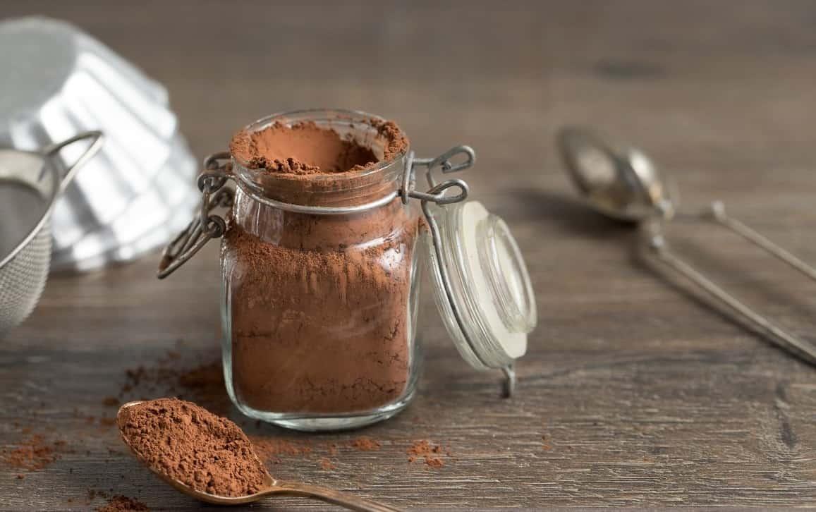Ложка какао калории