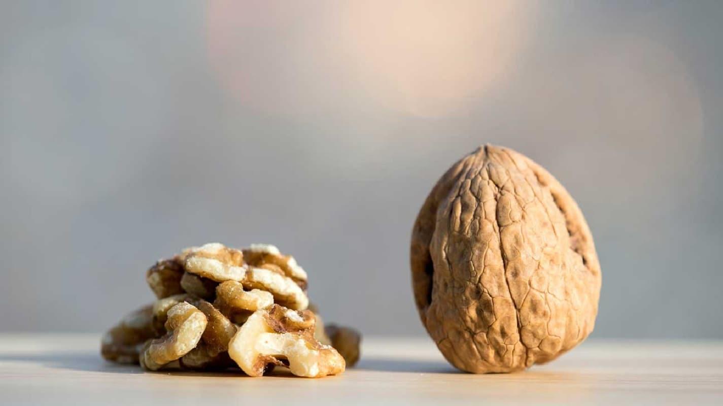 Калорийность грецких орехов