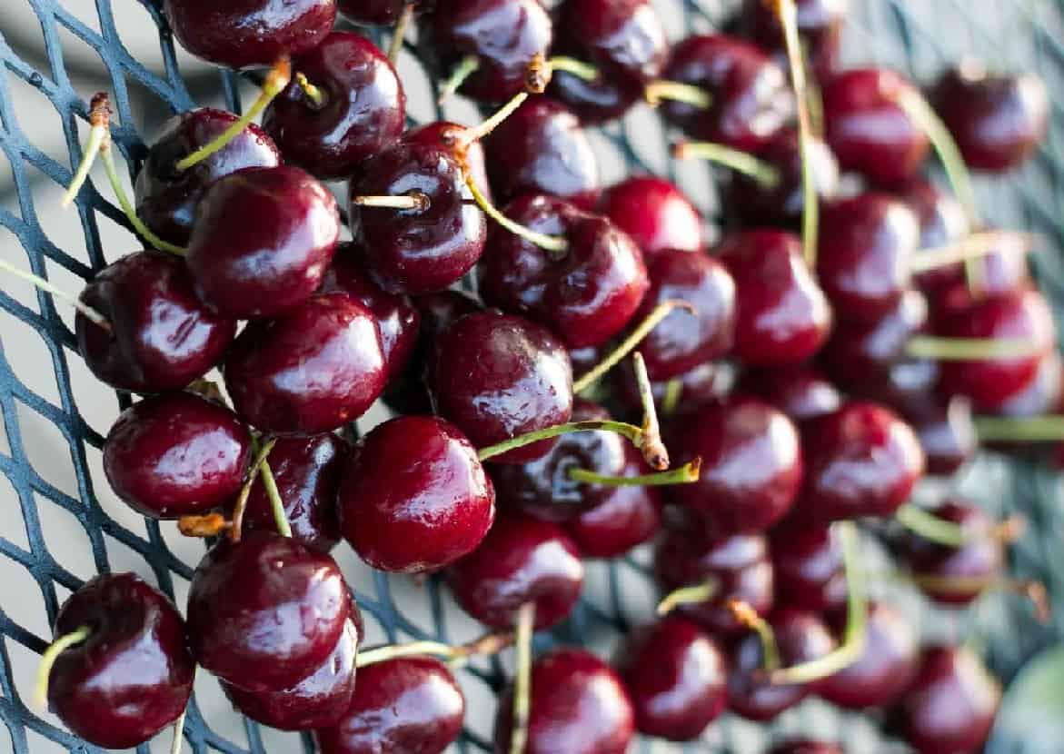 Сахар на 1 килограмм вишни