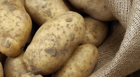 Мешок картошки