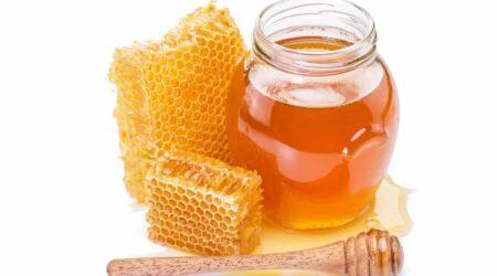 Банка мёда сколько кг