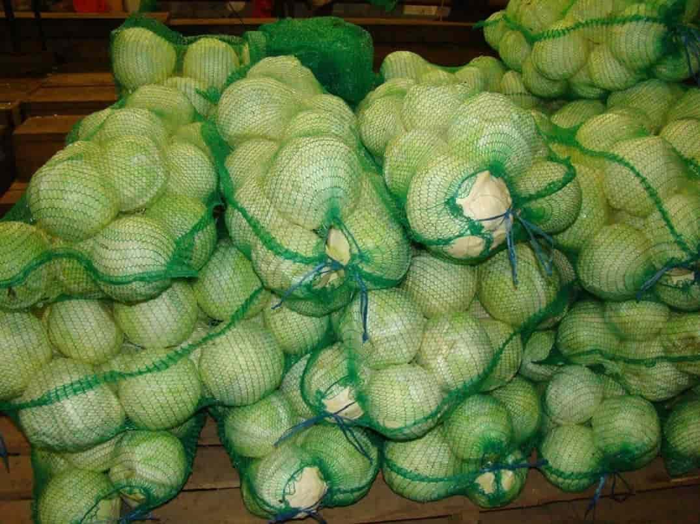 Сколько кг капусты в мешке (килограмм)