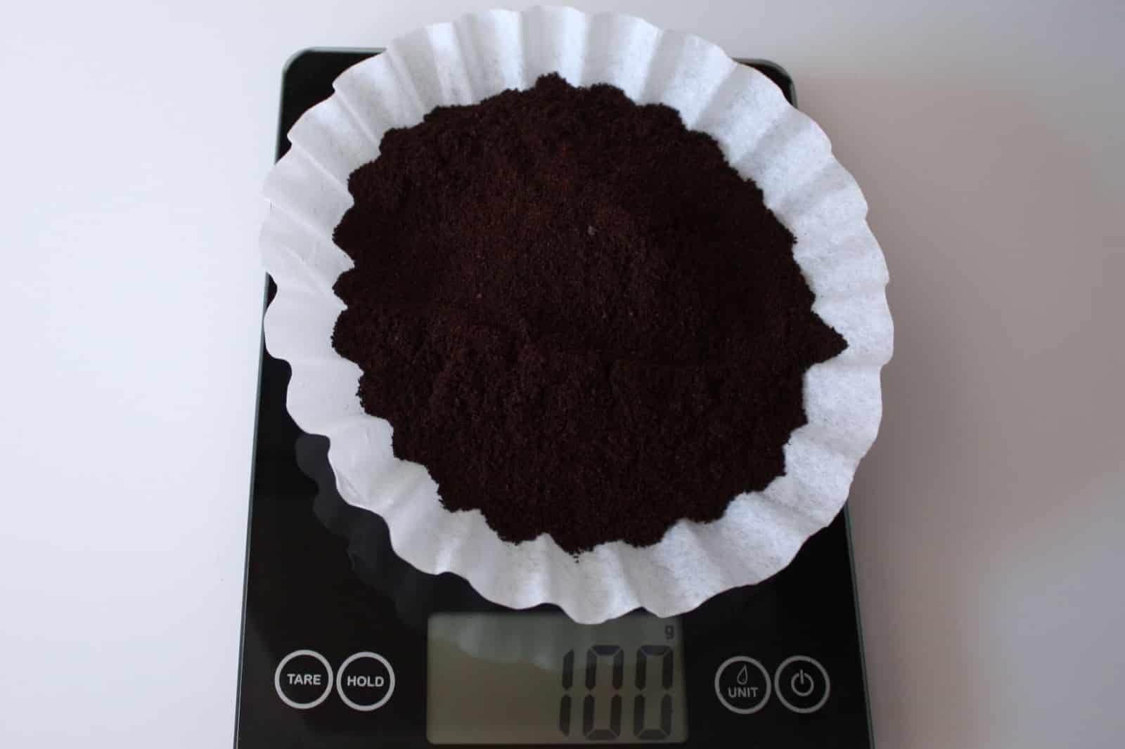 100 грамм кофе