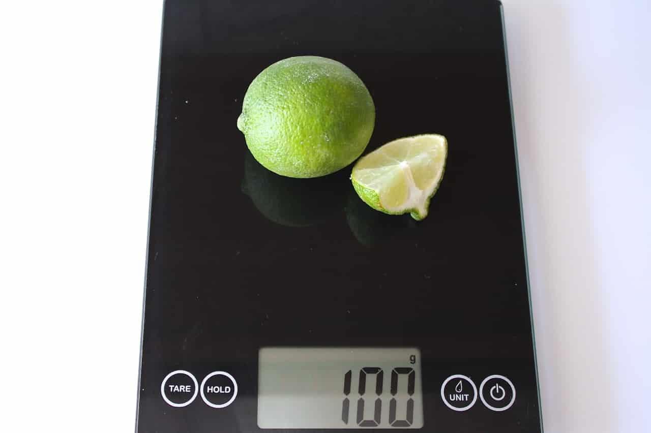 100 грамм лайма