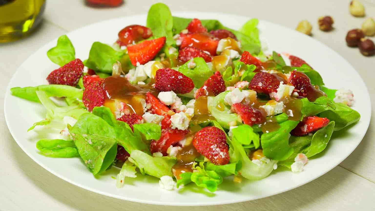 Сколько грамм салата в ложке