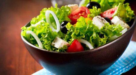 Сколько грамм салата в столовой ложке