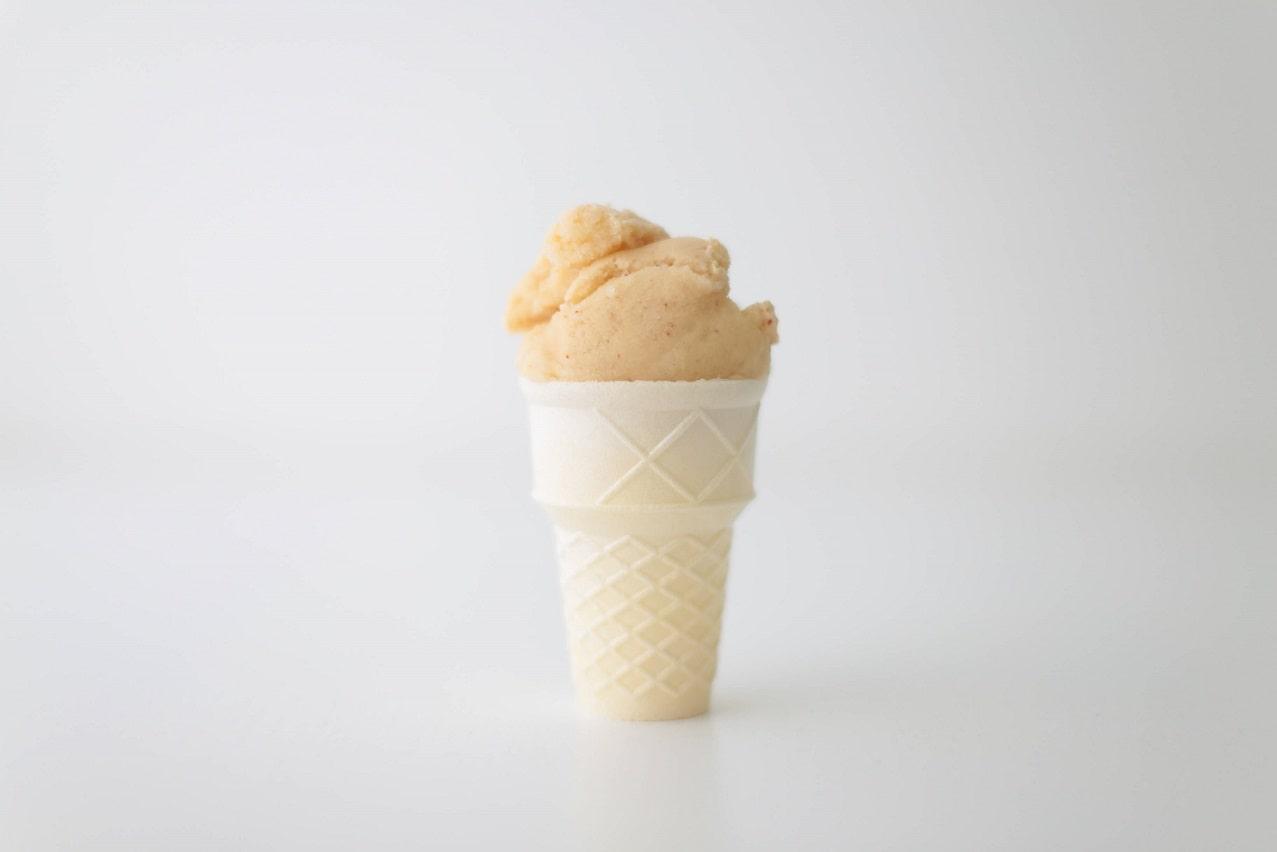 Сколько грамм в стаканчике мороженого