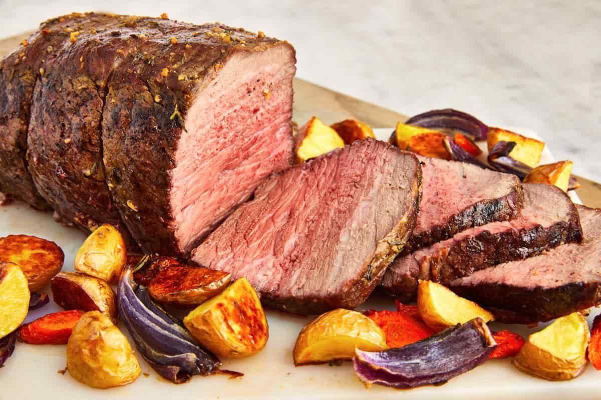 Сколько жарить говядину