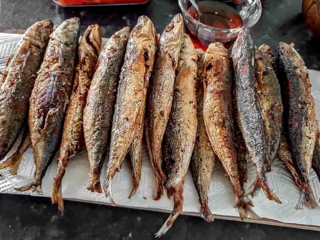 Сколько жарить рыбу по времени