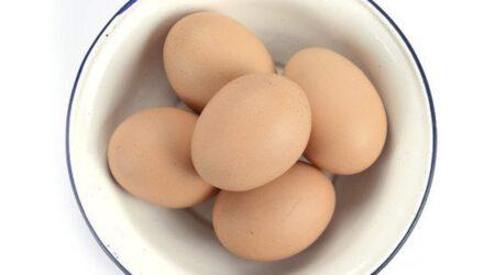 Сколько хранить вареные яйца